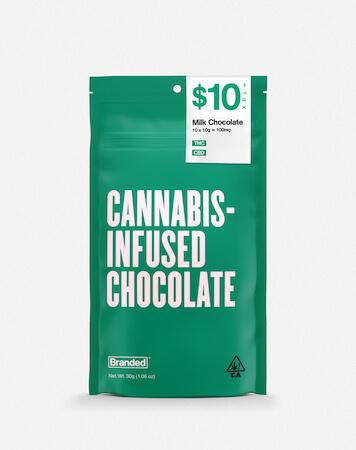 Chocolate - 100mg