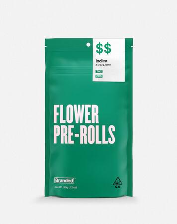 Flower Pre-Rolls - 3.5g