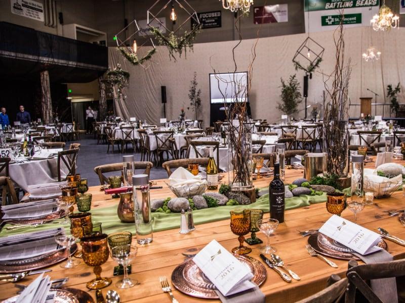 Black Tie Blue Jeans Event decorators and design corporate Billings Montana.jpg