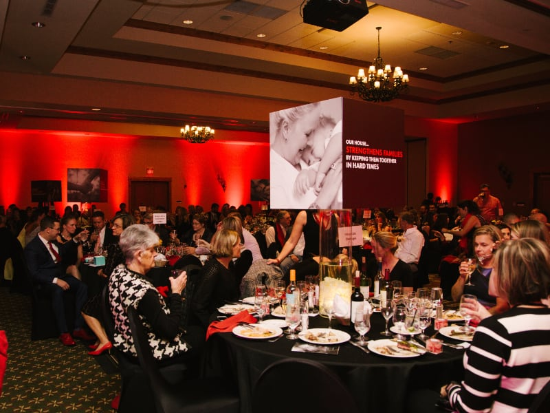 Red Shoes Ball Event design Billings Montana.jpg