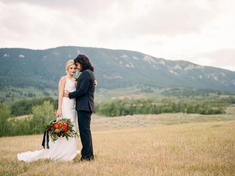 Rocky Mountain Bride at Aspen Ridge Ranch in Red Lodge 9.jpg