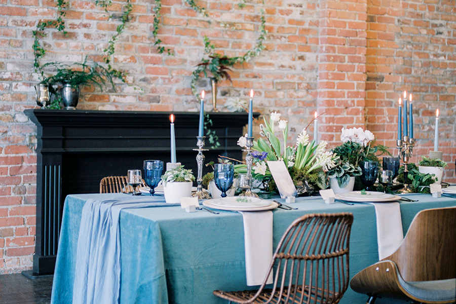 Ruffled Blog - Styled Shoot at 2905 Montana Ave.