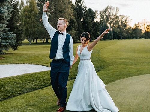 Sheridan + Ryan - Venue: Hilands Golf Club