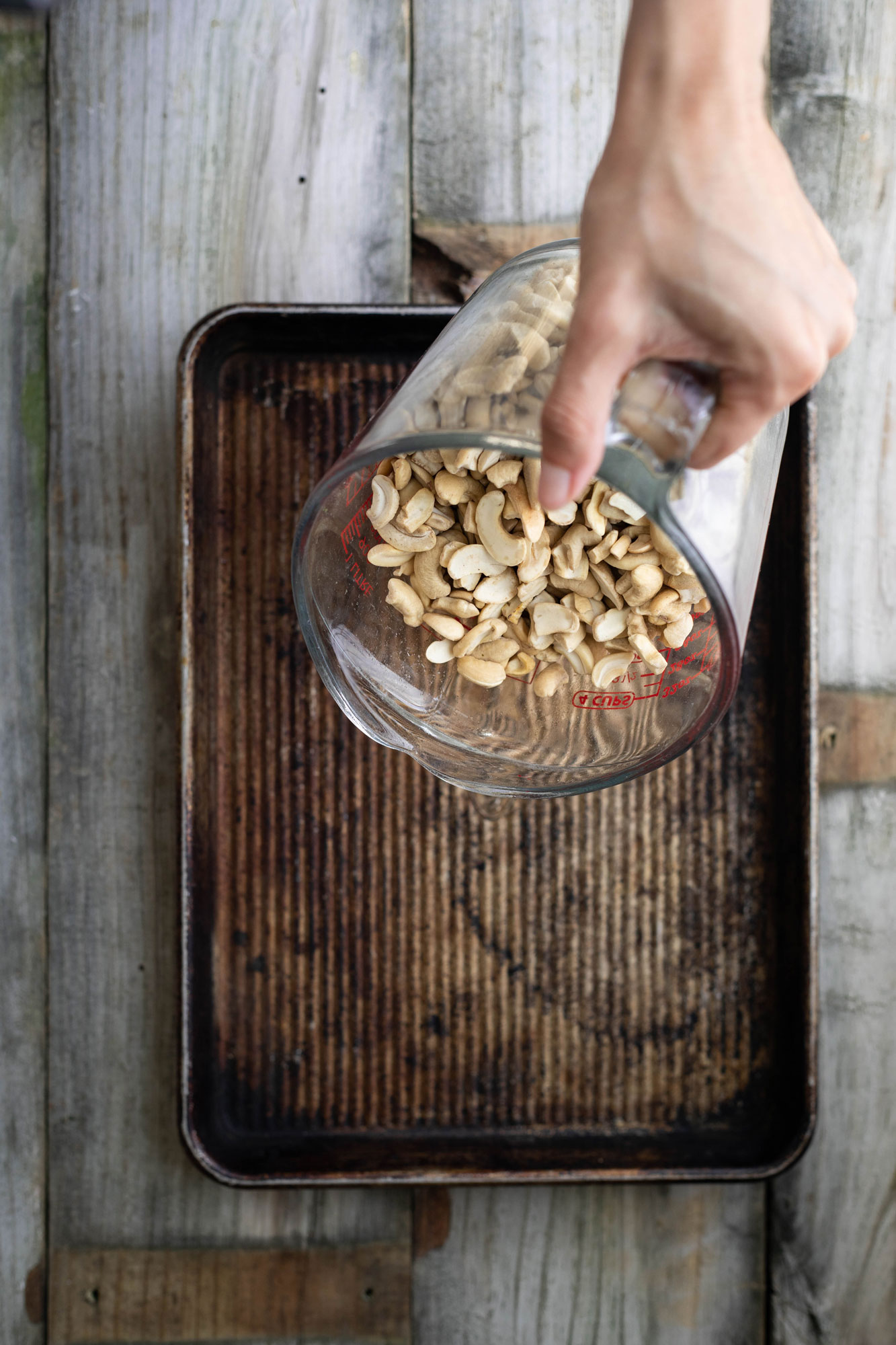 how to make your own nut butter