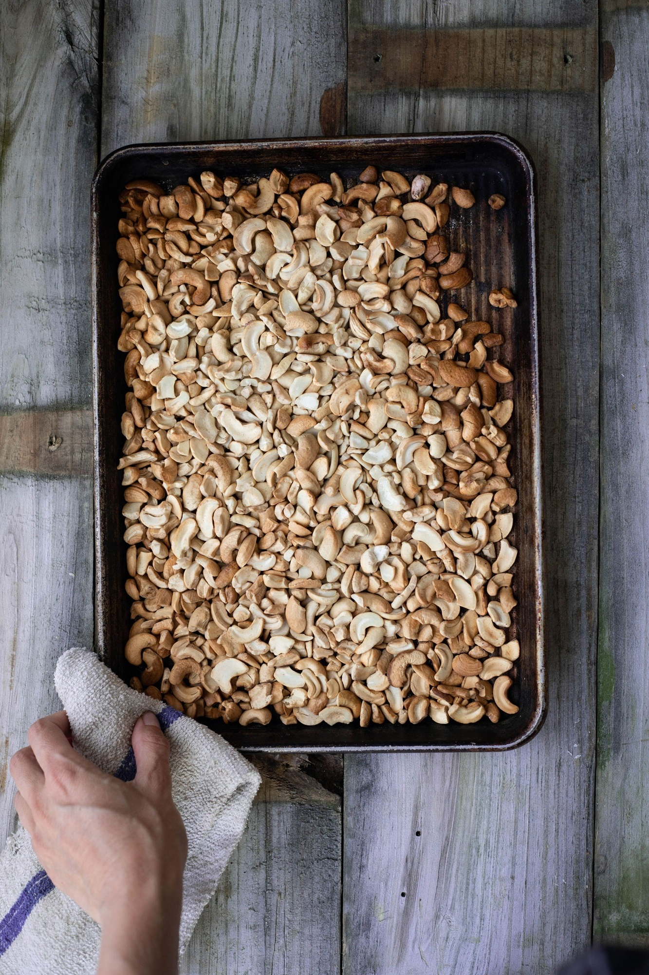 Make your own nut butter