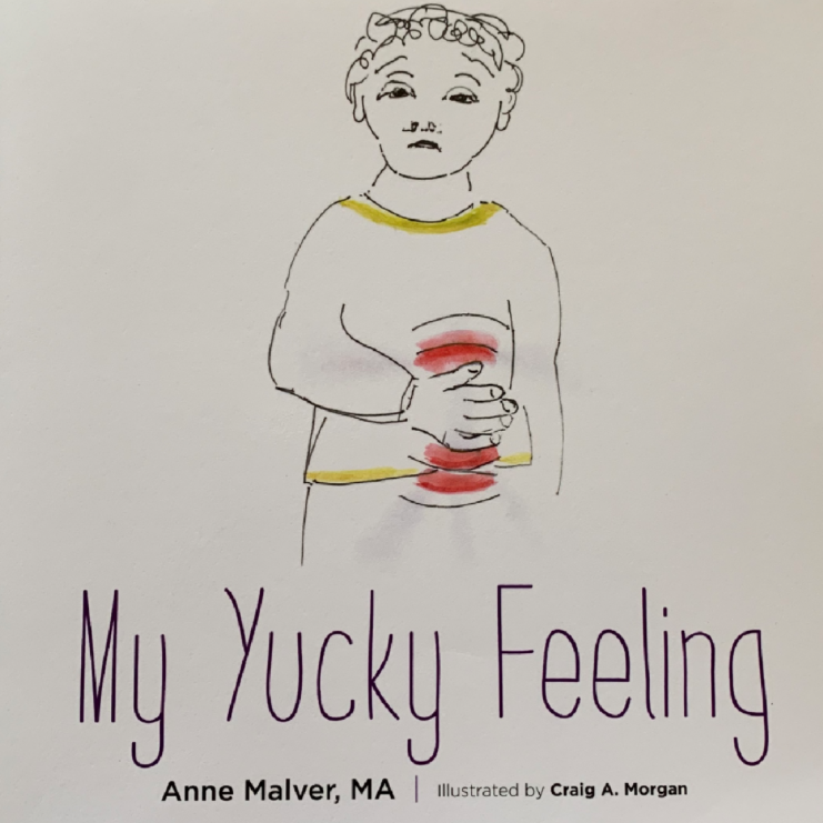 """My Yucky Feeling  addresses the fact that we have an internal alarm system when danger is near, this can be described as """"My Yucky Feeling"""" and can help keep us safe when in harm's way. This book can be used as a teaching tool, as well as a therapeutic aid."""