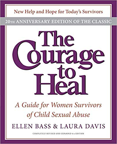 The Courage to Heal  is an inspiring, comprehensive guide that offers hope and a map of the healing journey to every woman who was sexually abused as a child—and to those who care about her.