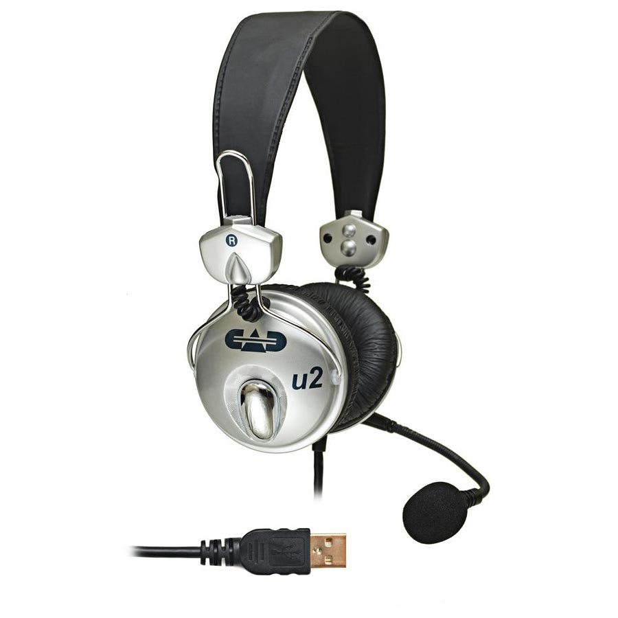 Example of acceptable headset for podcast recording.    Click HERE for Marcus' podcasting equipment recommendations.