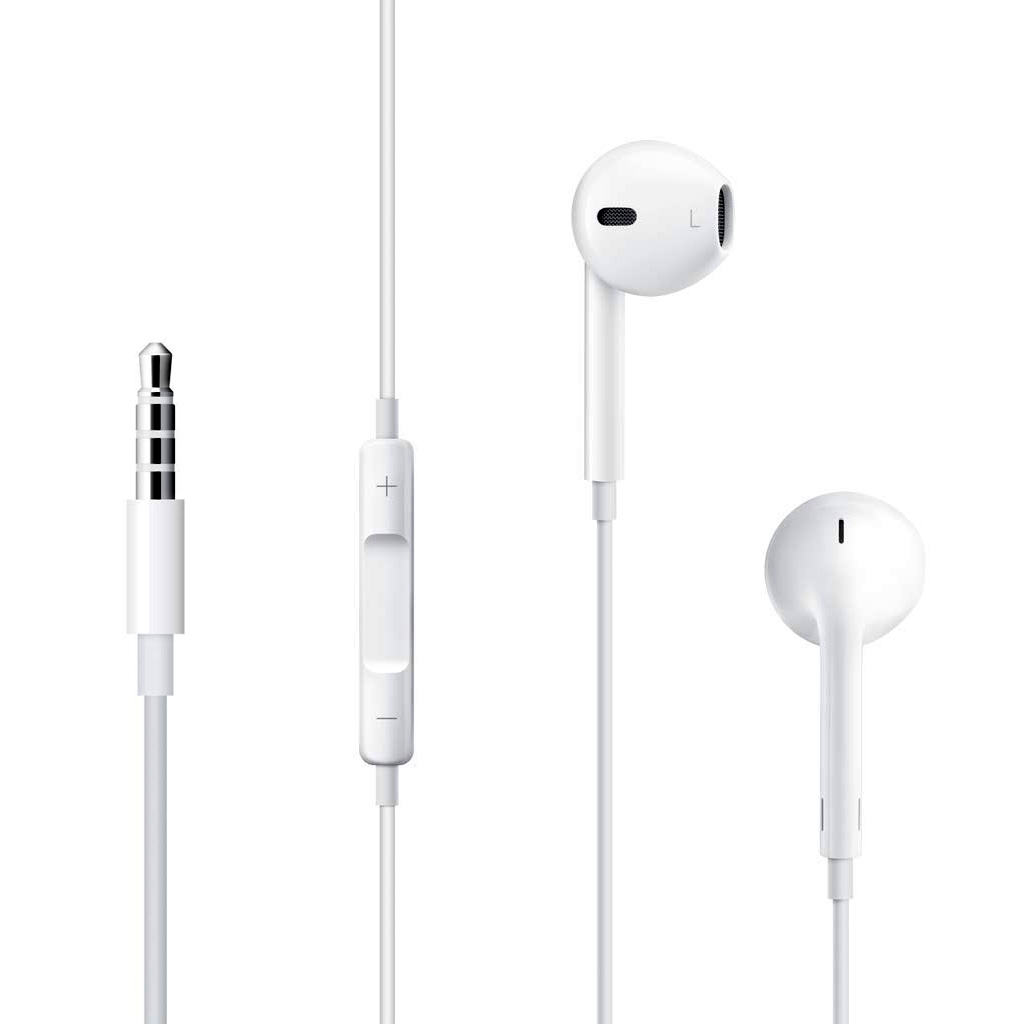 EarPods with 3.5mm plug - If you use a Mac and have an older set of EarPods with the 3.5mm connection (and not the newer Lightning connector), it is better to use them with your Mac than your iPhone to connect to the Cleanfeed session, in which case you can follow the Headset instructions ➞.