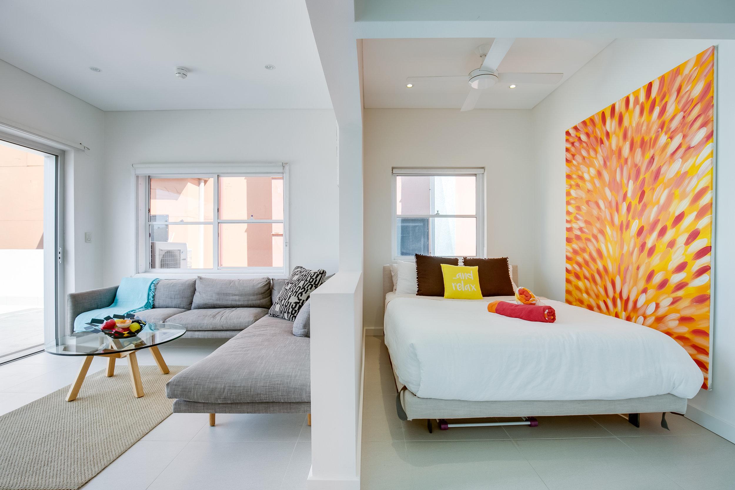 Bondi Beachfront Ocean View Apartment. Bondi Beach Holiday Homes 2.jpg