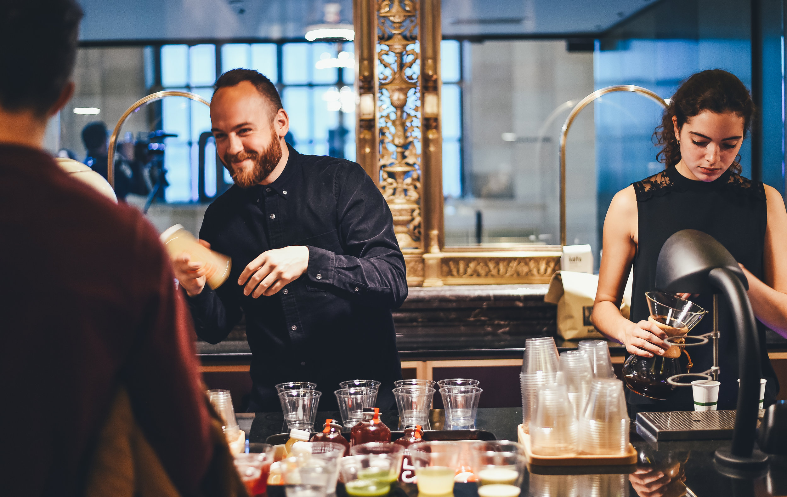Bartenders for Corporate Events