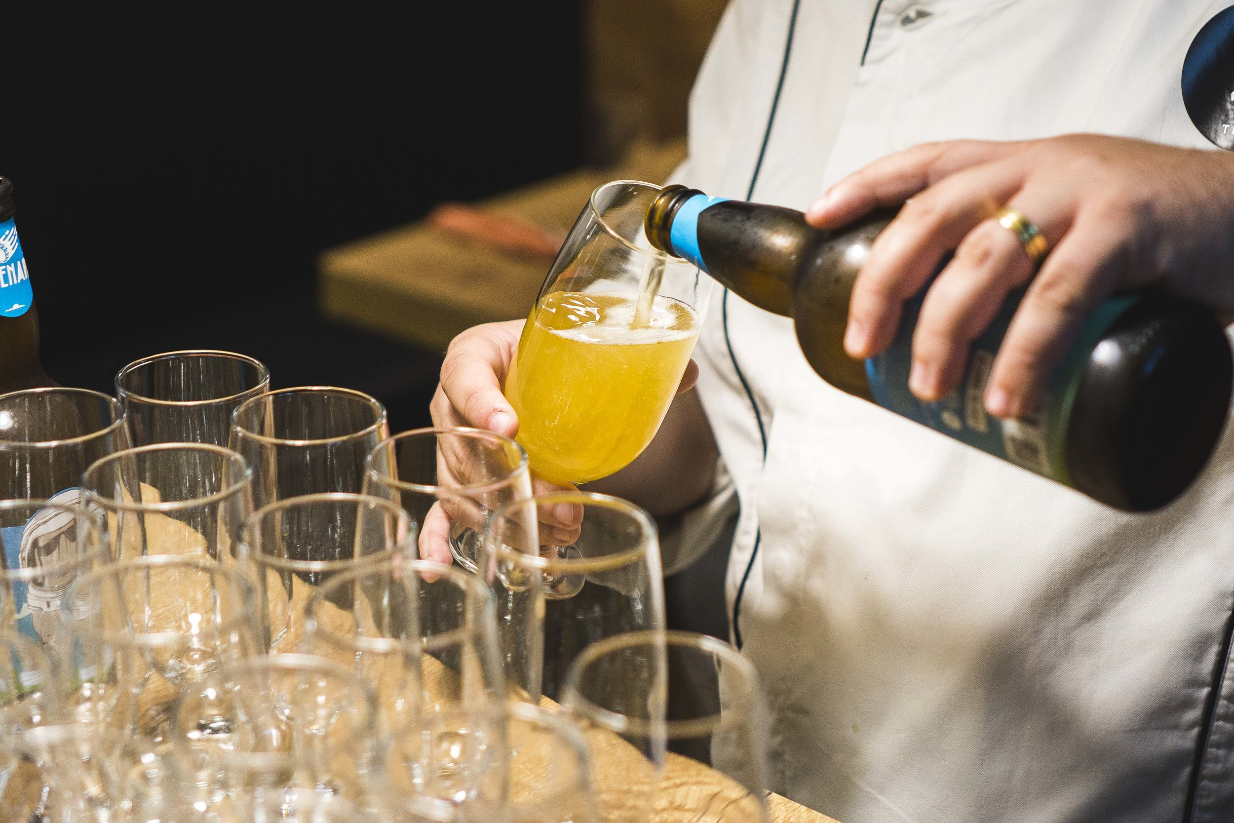 Hire Bartenders for a Private Event