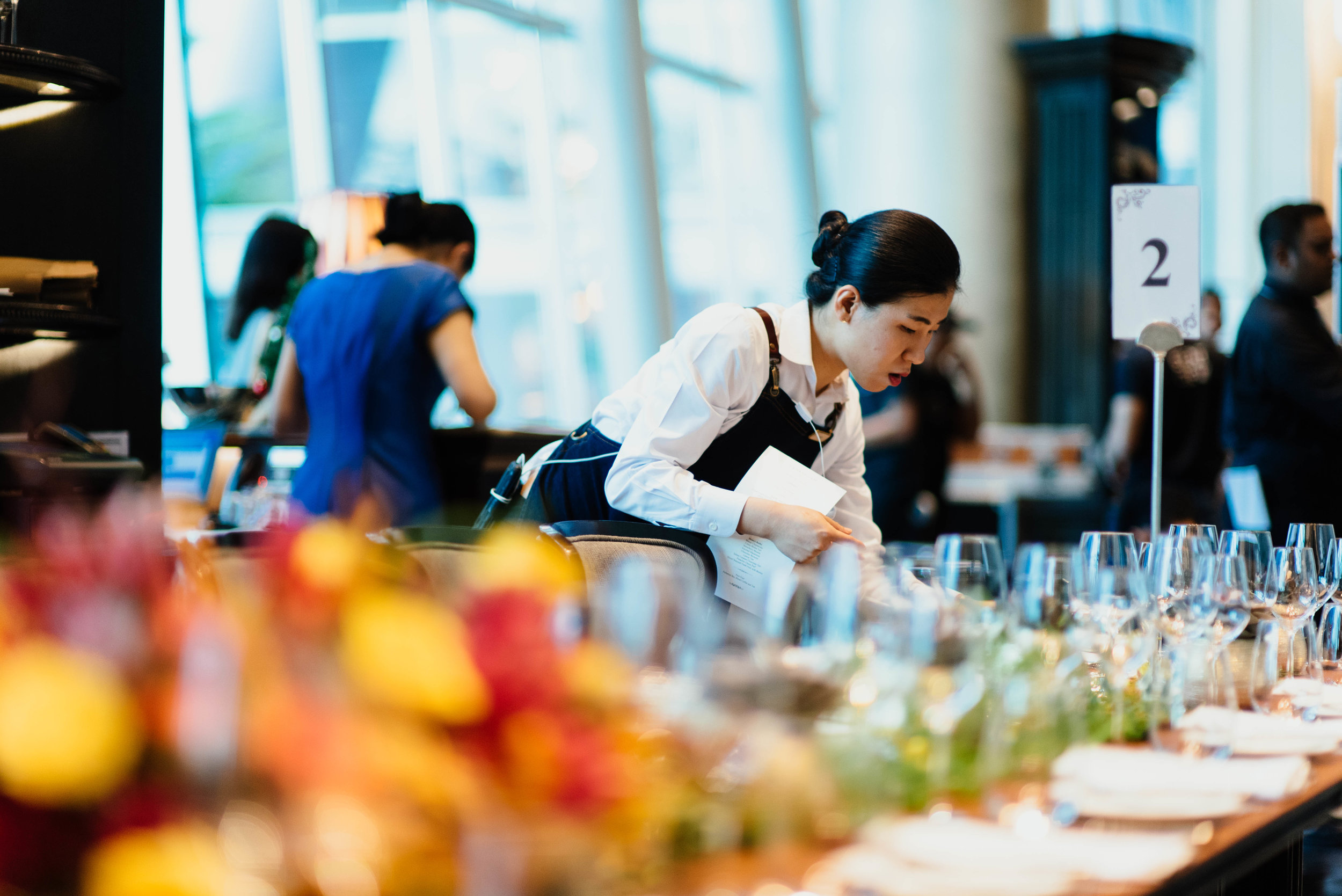 Finding the Right Stuff and Staffing for Your Event
