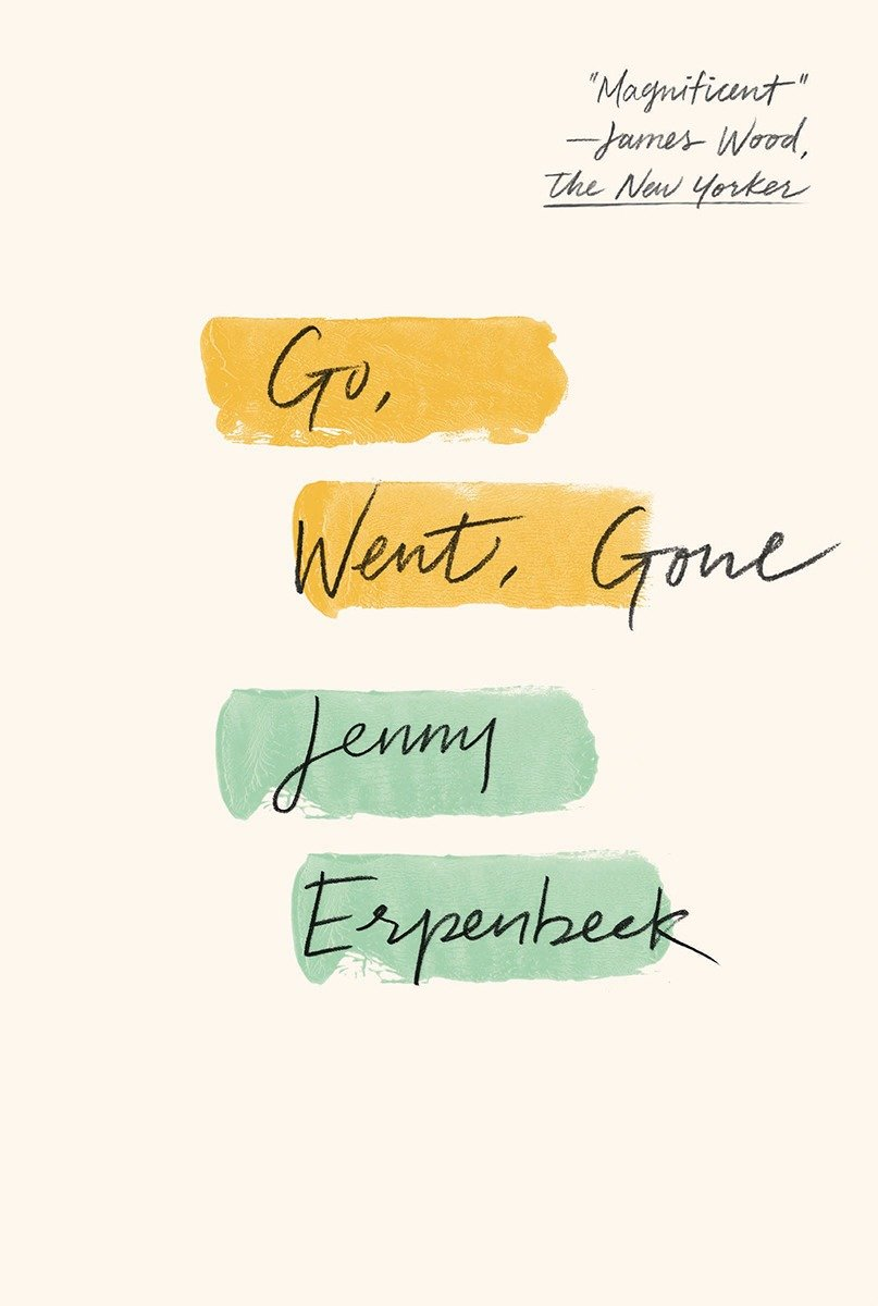 "Go, Went, Gone - Go, Went, Gone is the masterful new novel by the acclaimed German writer Jenny Erpenbeck, ""one of the most significant German-language novelists of her generation"" (The Millions). The novel tells the tale of Richard, a retired classics professor who lives in Berlin. His wife has died, and he lives a routine existence until one day he spies some African refugees staging a hunger strike in Alexanderplatz. Curiosity turns to compassion and an inner transformation, as he visits their shelter, interviews them, and becomes embroiled in their harrowing fates. Go, Went, Gone is a scathing indictment of Western policy toward the European refugee crisis, but also a touching portrait of a man who finds he has more in common with the Africans than he realizes. Exquisitely translated by Susan Bernofsky, Go, Went, Gone addresses one of the most pivotal issues of our time, facing it head-on in a voice that is both nostalgic and frightening."
