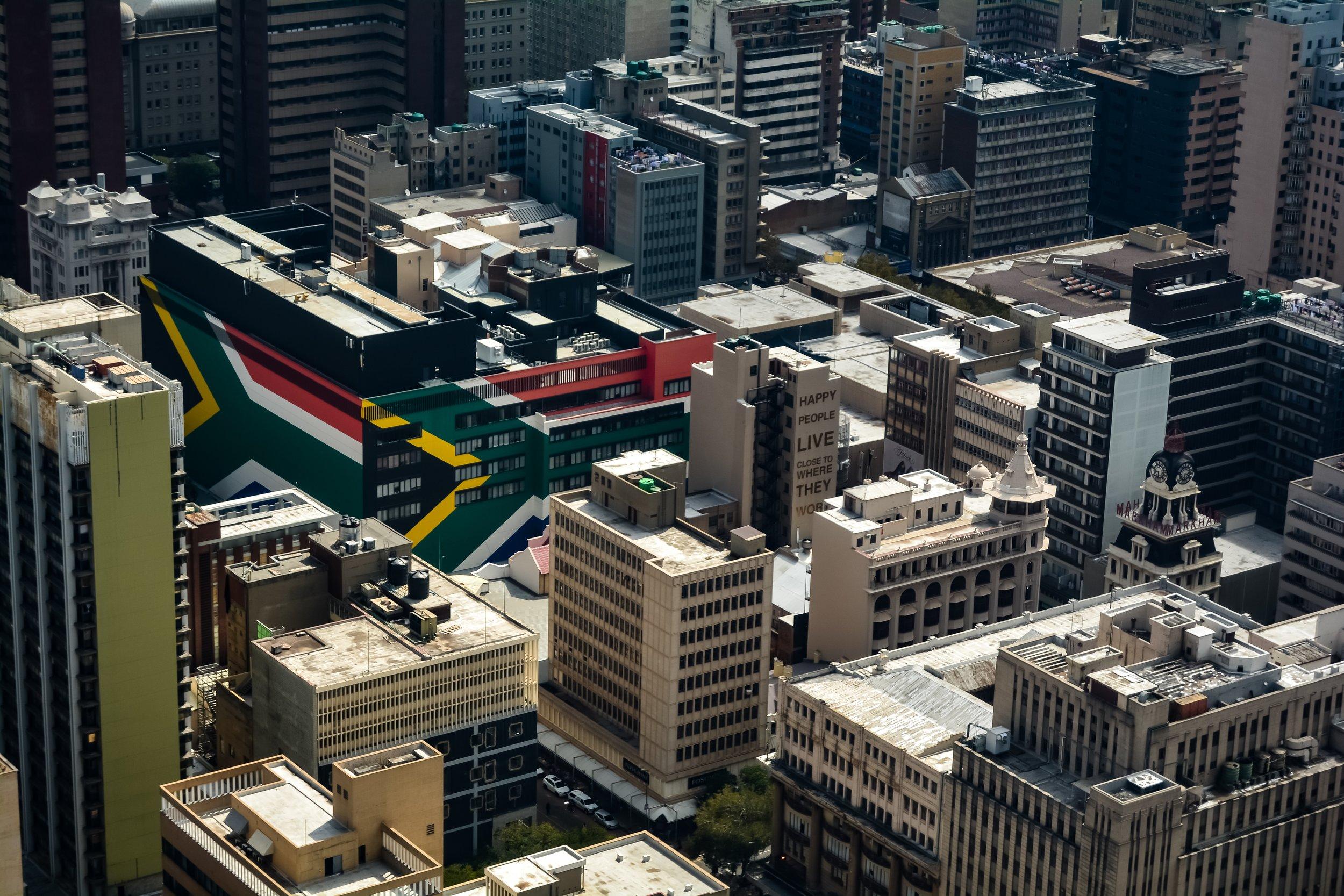 Johannesburg -