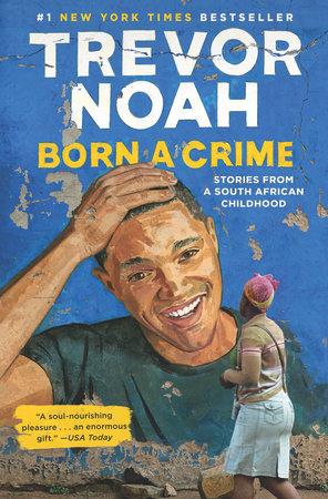 Born a Crime - Trevor Noah's unlikely path from apartheid South Africa to the desk of The Daily Show began with a criminal act: his birth. Trevor was born to a white Swiss father and a black Xhosa mother at a time when such a union was punishable by five years in prison. Living proof of his parents' indiscretion, Trevor was kept mostly indoors for the earliest years of his life, bound by the extreme and often absurd measures his mother took to hide him from a government that could, at any moment, steal him away. Finally liberated by the end of South Africa's tyrannical white rule, Trevor and his mother set forth on a grand adventure, living openly and freely and embracing the opportunities won by a centuries-long struggle.