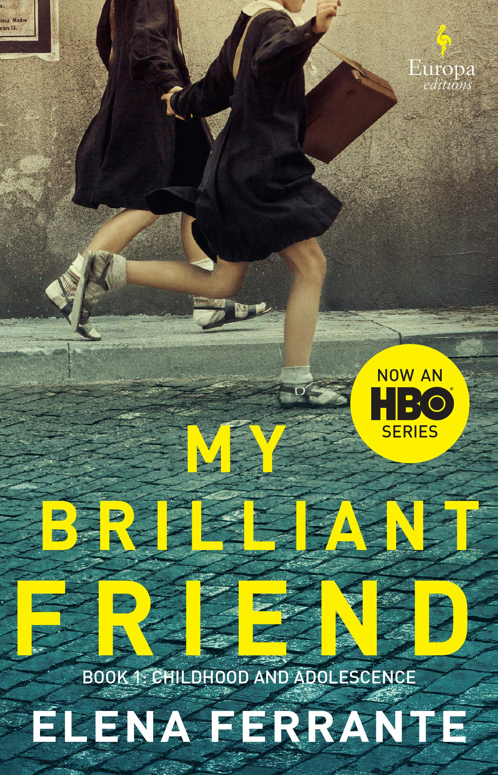 My Brilliant Friend - By Elena FerranteA modern masterpiece from one of Italy's most acclaimed authors, My Brilliant Friend is a rich, intense and generous hearted story about two friends, Elena and Lila. Ferrante's inimitable style lends itself perfectly to a meticulous portrait of these two women that is also the story of a nation and a touching meditation on the nature of friendship. Through the lives of these two women, Ferrante tells the story of a neighborhood, a city and a country as it is transformed in ways that, in turn, also transform the relationship between her two protagonists. Buy on Amazon