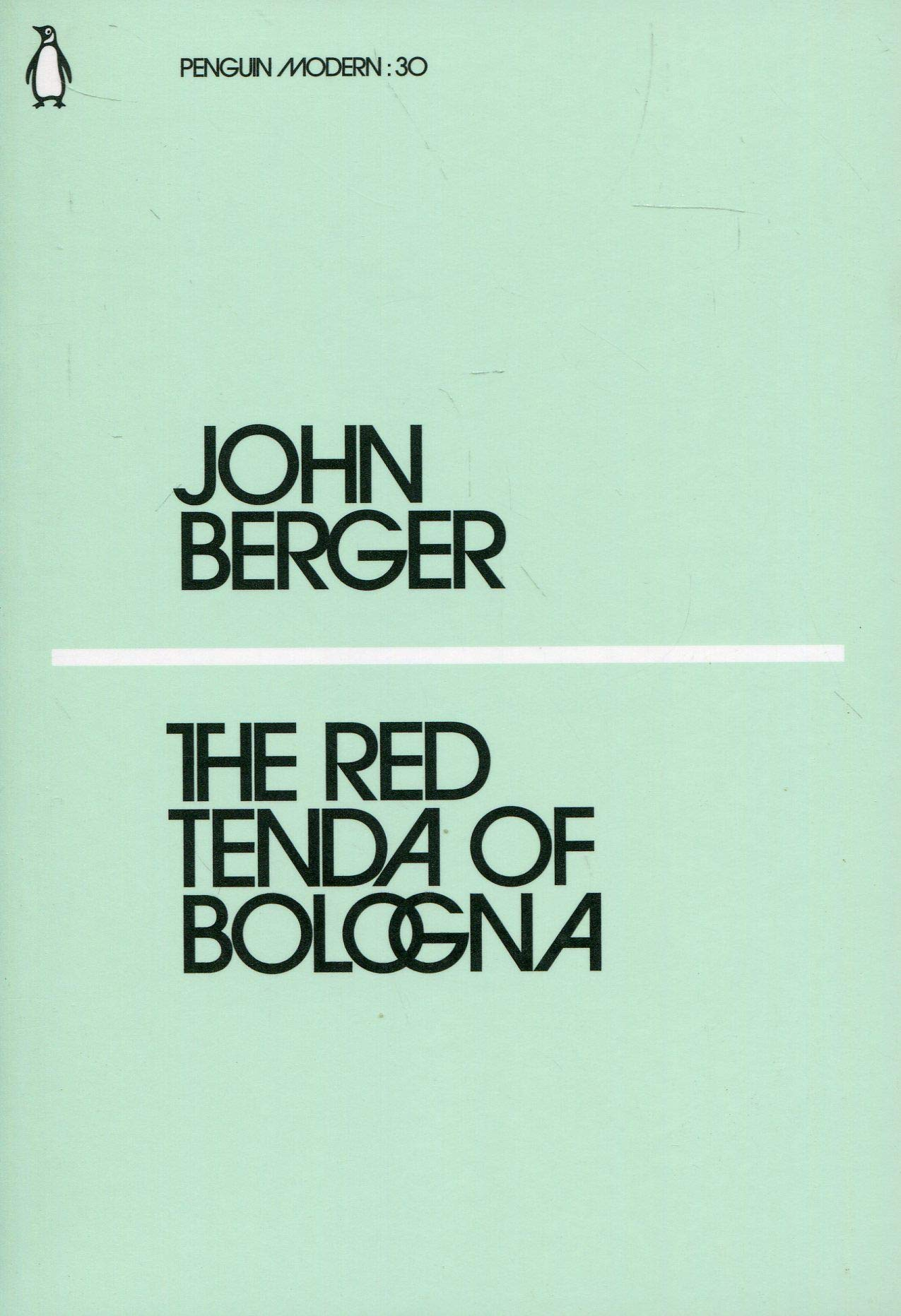 The Red Tenda of Bologna - By John BergerA dream-like meditation on memory, food, paintings, a fond uncle and the improbable beauty of Bologna, from the visionary thinker and art critic.