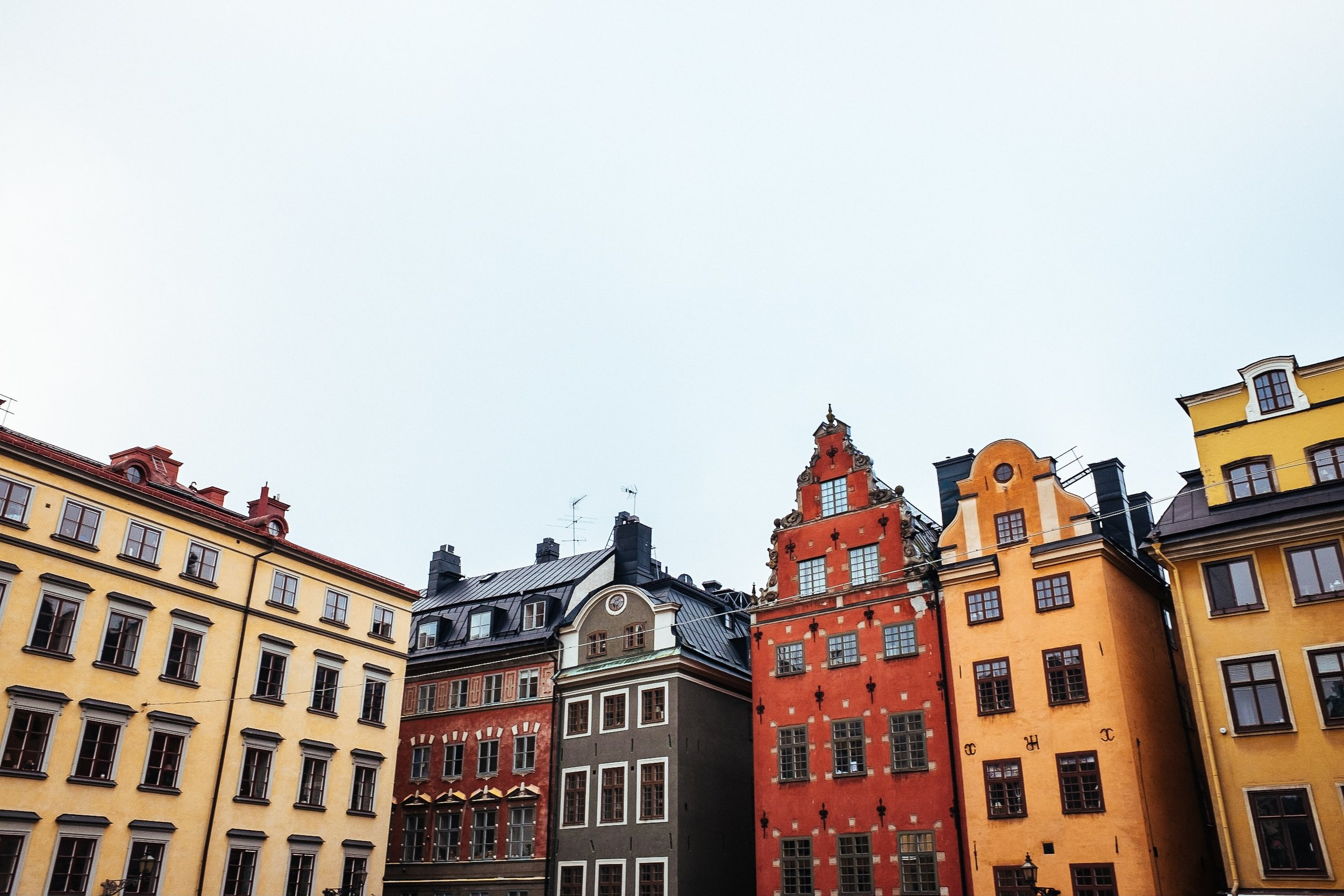 Stokholm - A city filled with history and many other things.