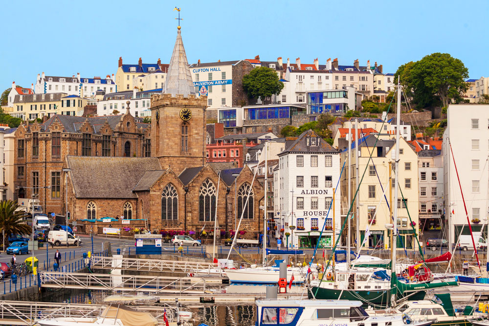 Discover the capital - Discover St. Peter Port, the island's capital with its busy marinas, shops and attractions including Castle Cornet and Victor Hugo's newly refurbished home in Hauteville.