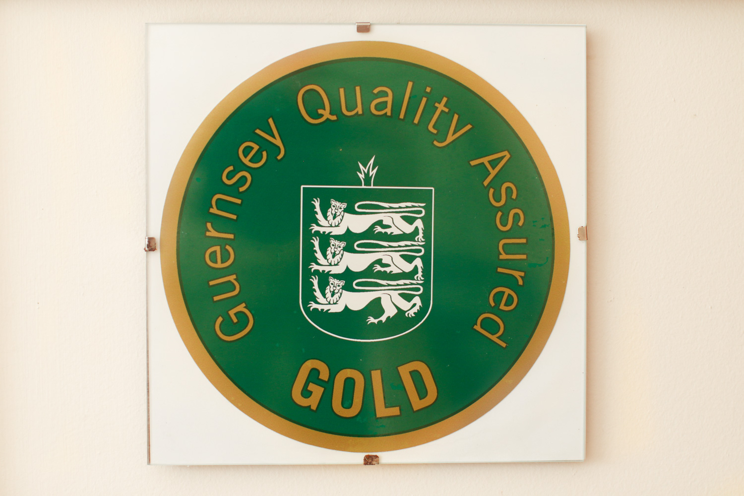 Gold Award for La Pastorelle Holiday Bungalow