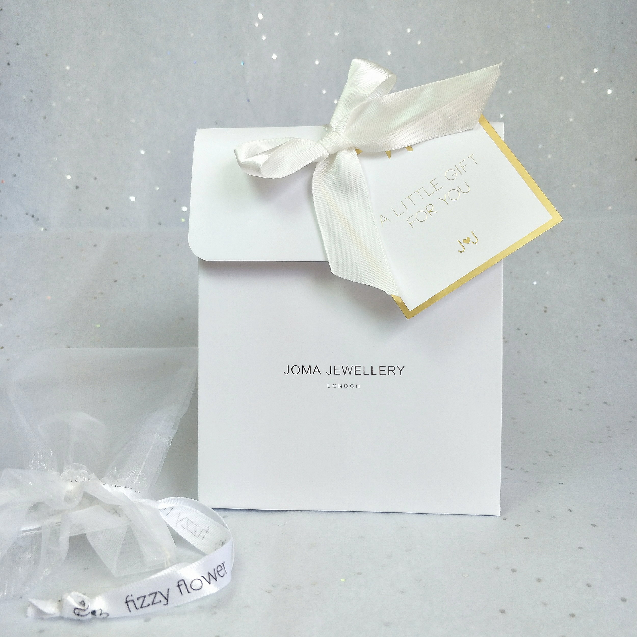 8cae636290 Joma Jewellery a little Thank You Necklace (Bridesmaid) — Fizzy Flower