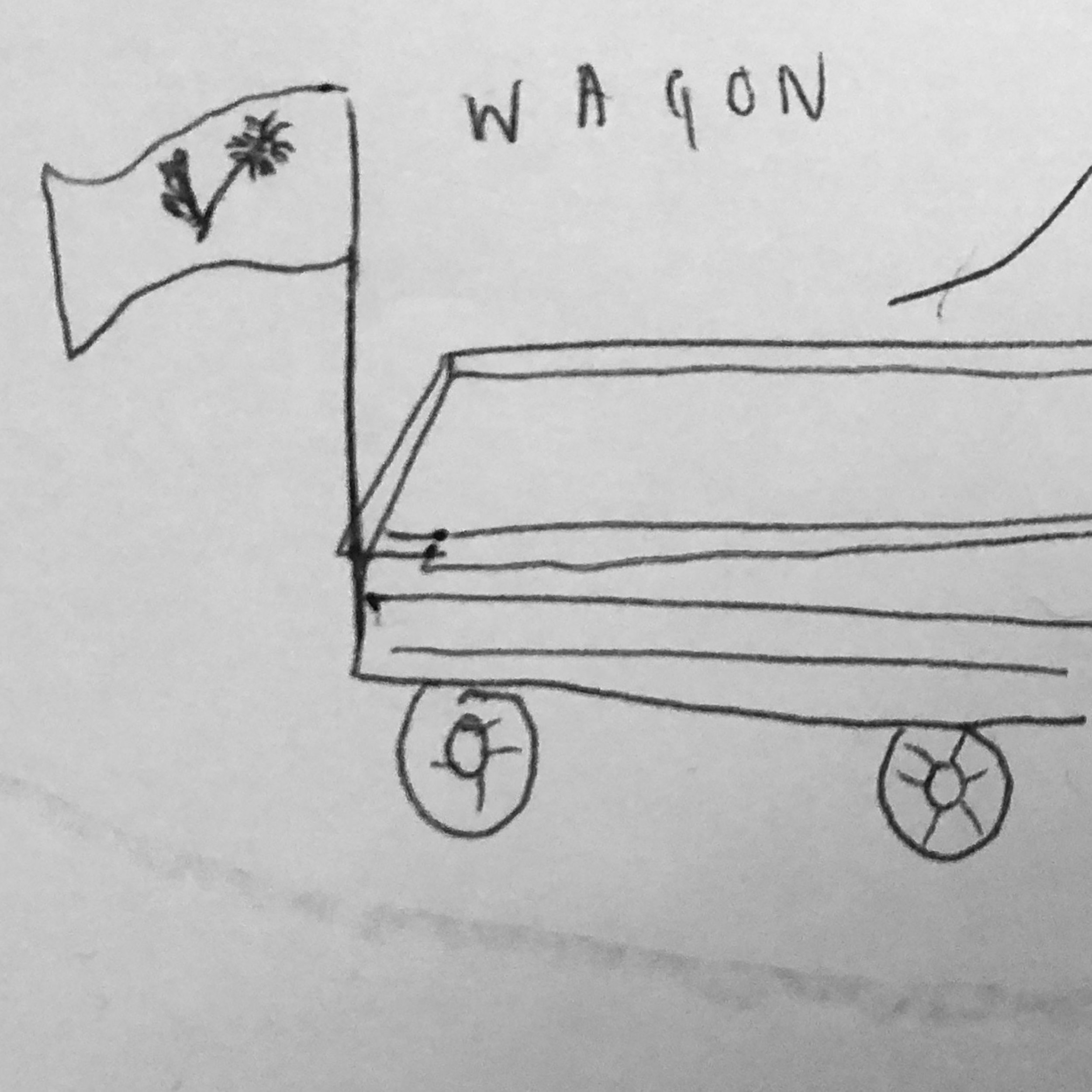 CONQUEST WAGON - COMING SOON