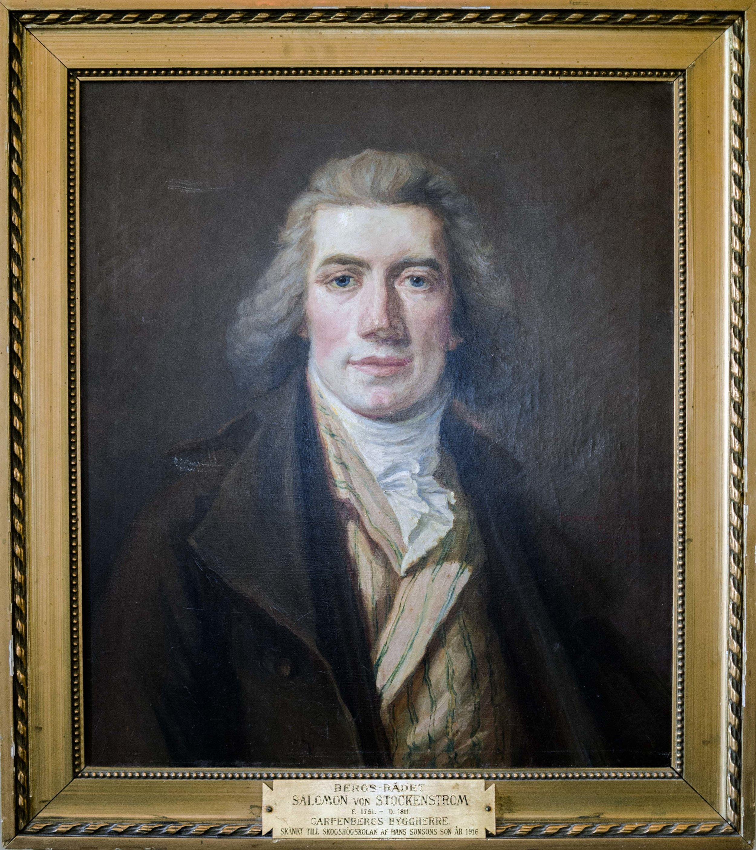 Salomon Von Stockenström