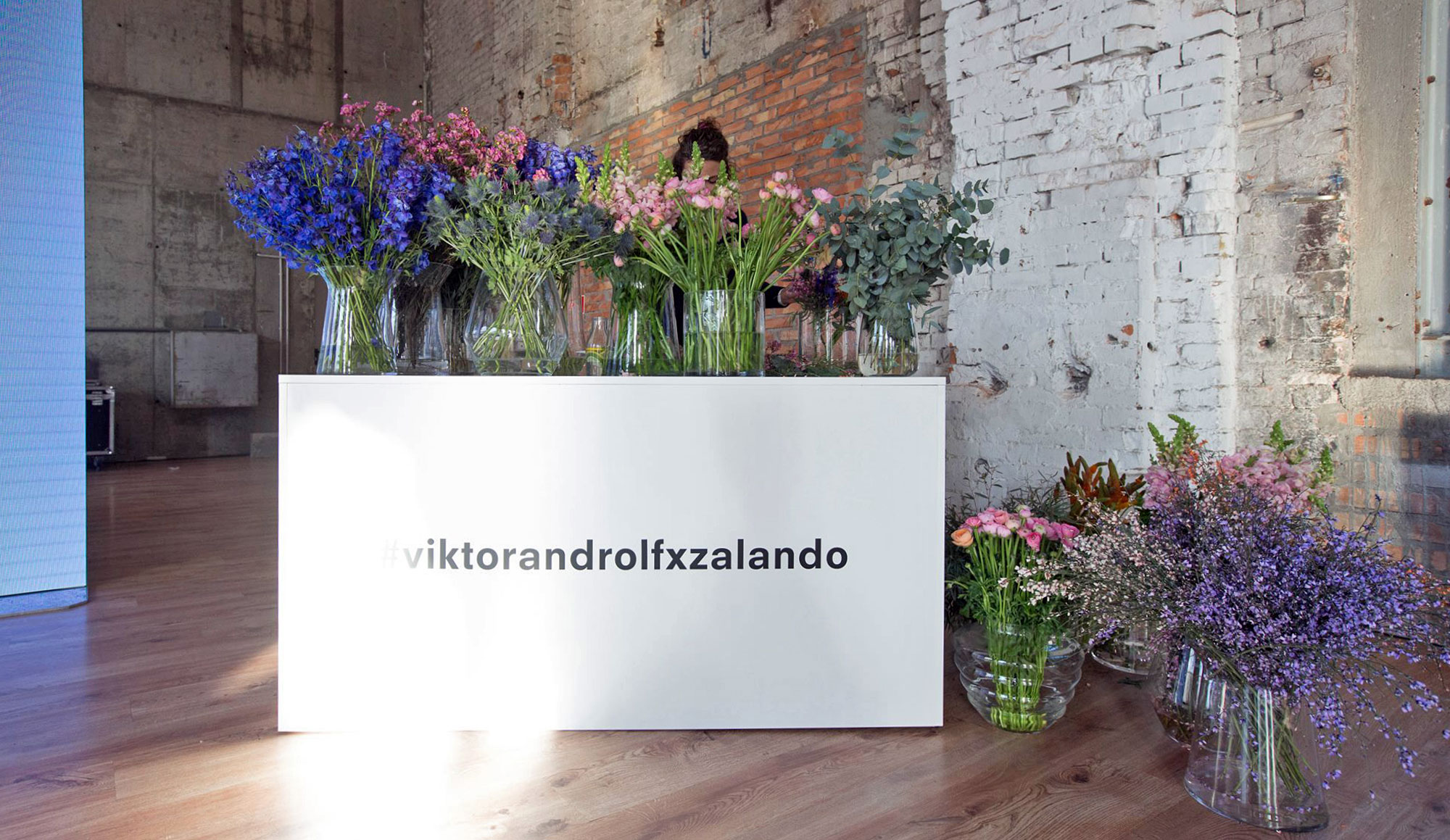 Viktor and Rolf for Zalando