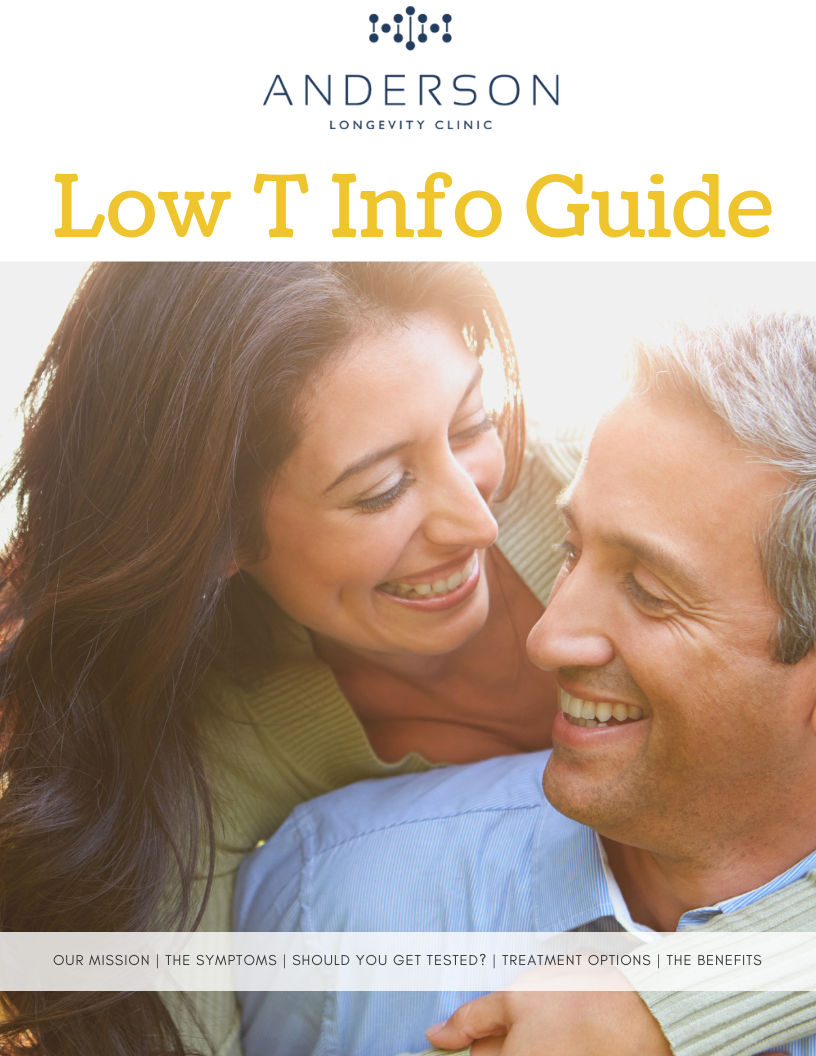 Low T happens…. But we don't have to settle. - If you're a man suffering from fatigue, lack of drive and trouble focusing our free guide could be perfect for you.