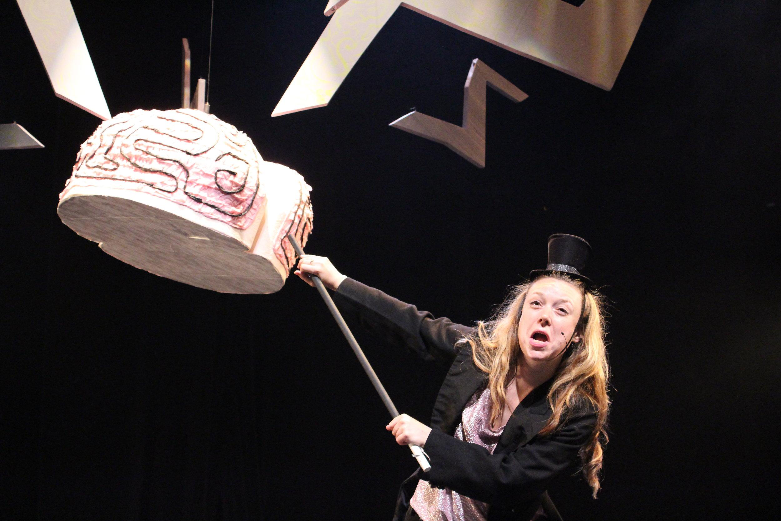 Katherine Cullen of  Stupidhead!