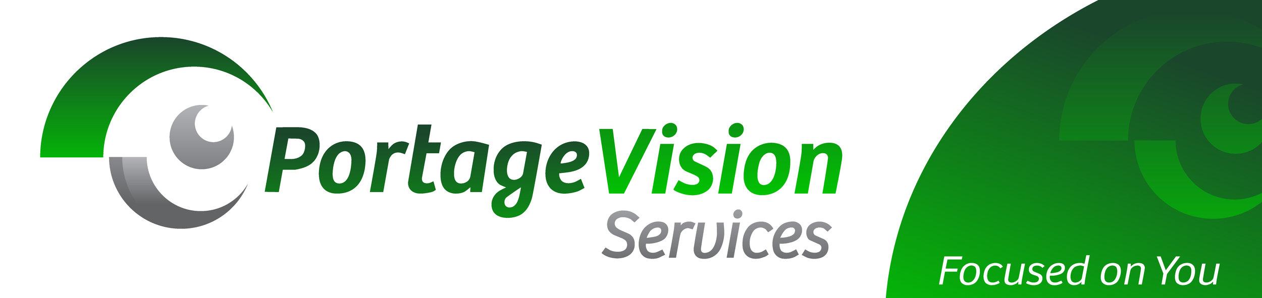 Exhibition sponsor: Portage Vision Services