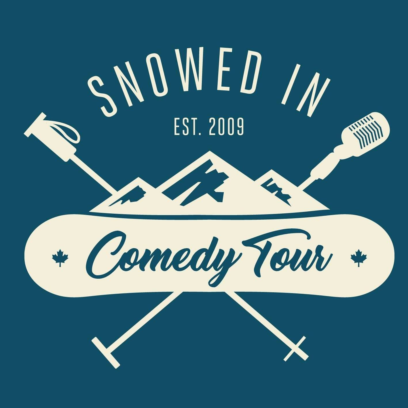 2020 Just For Laughs Comedy Festival.Snowed In Comedy Tour 2020 Performance 000 Prairie