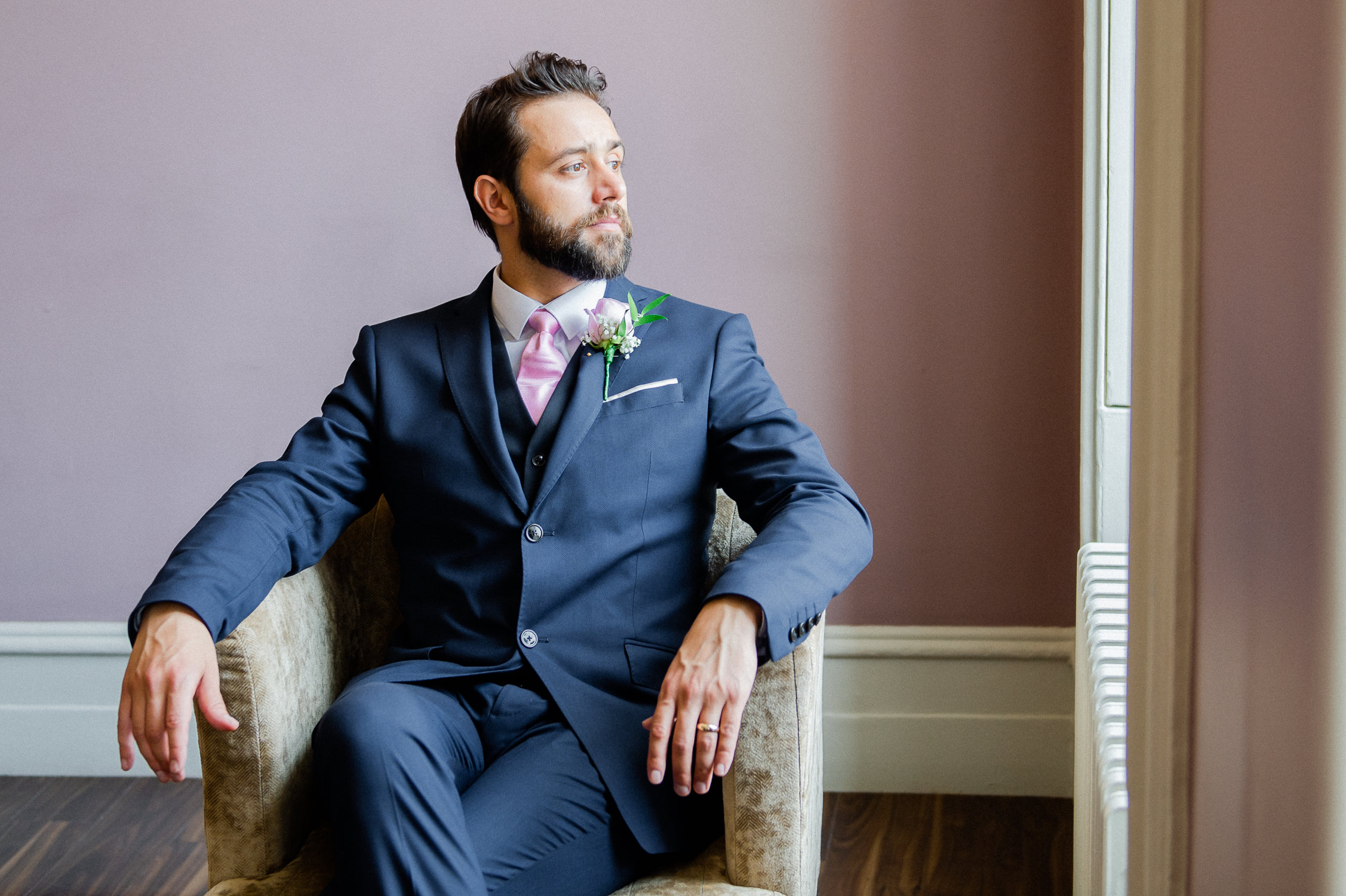 Morden hall wedding photographey