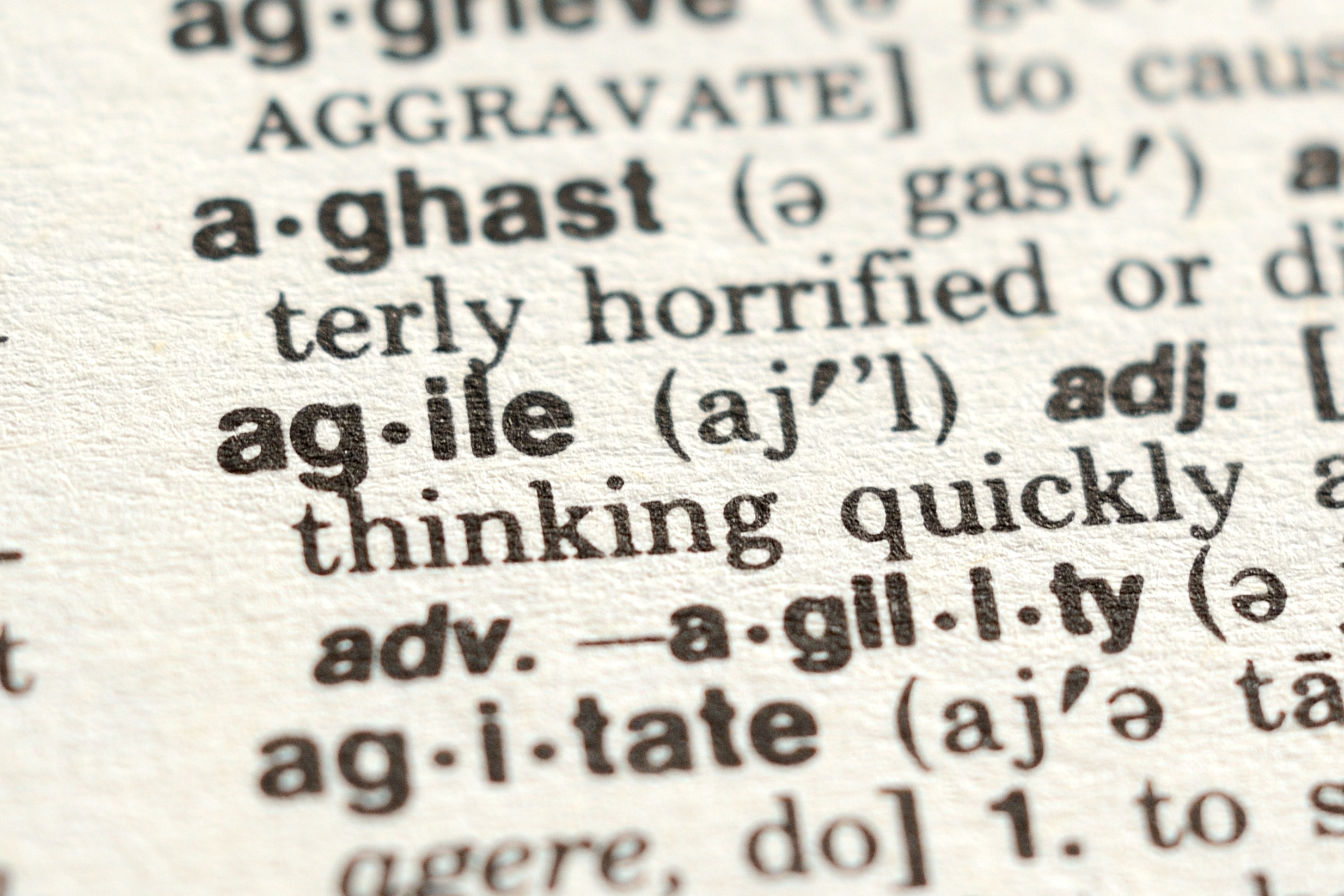 Agile Development: The Growing Trend In Software Design