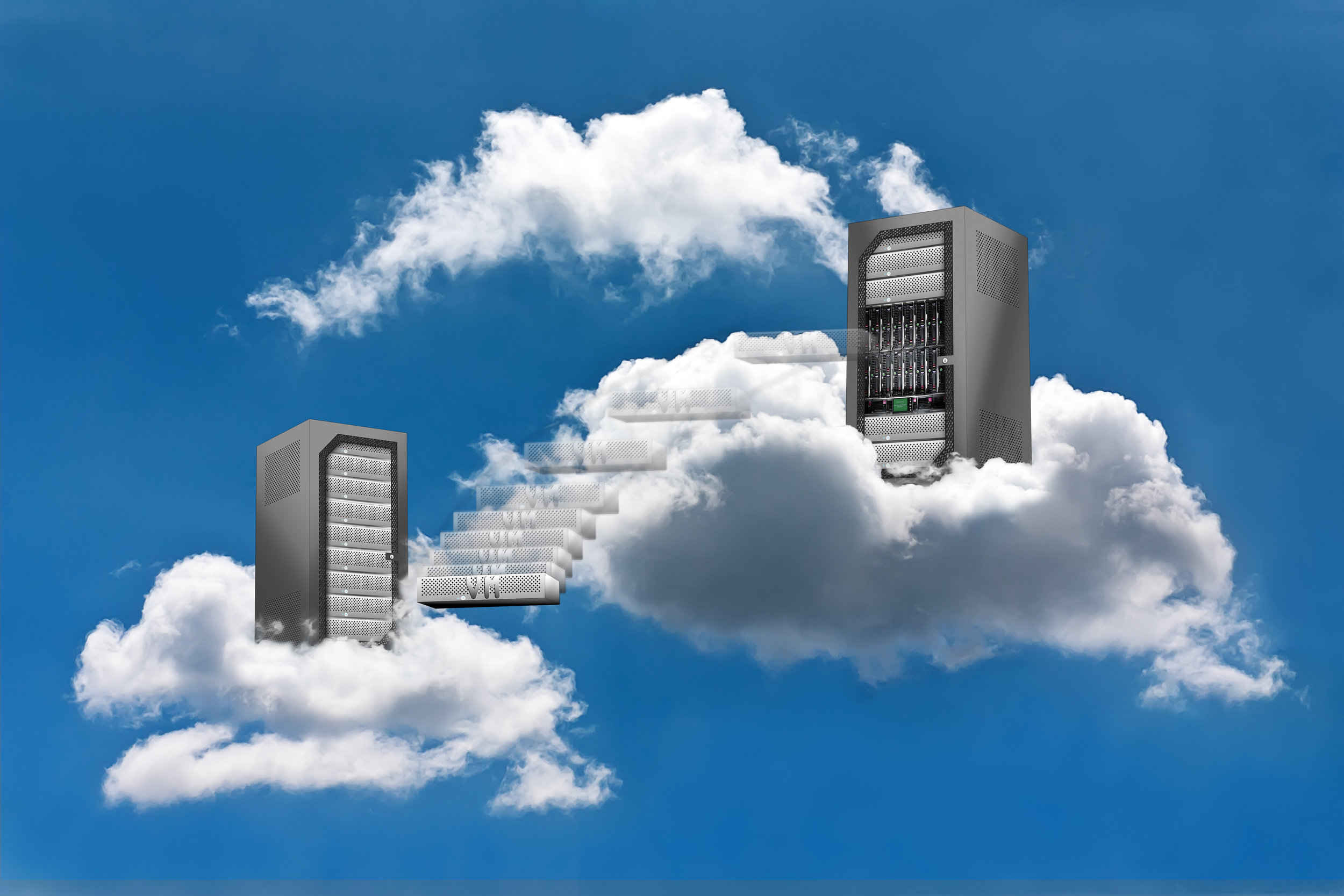 4 Advantages Of Cloud Hosting Over A Local Solution