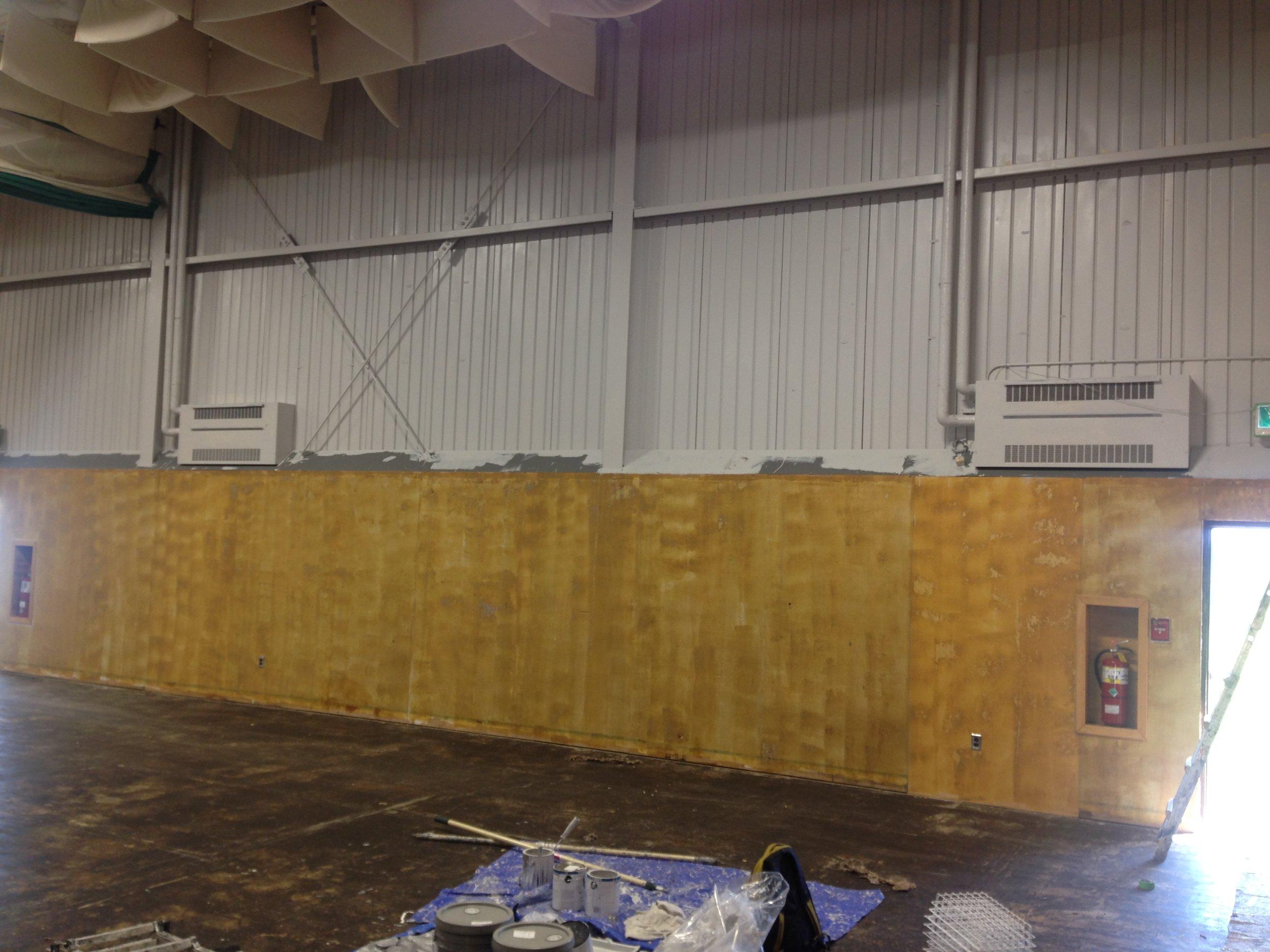 4.5- Painting Upper Walls.JPG