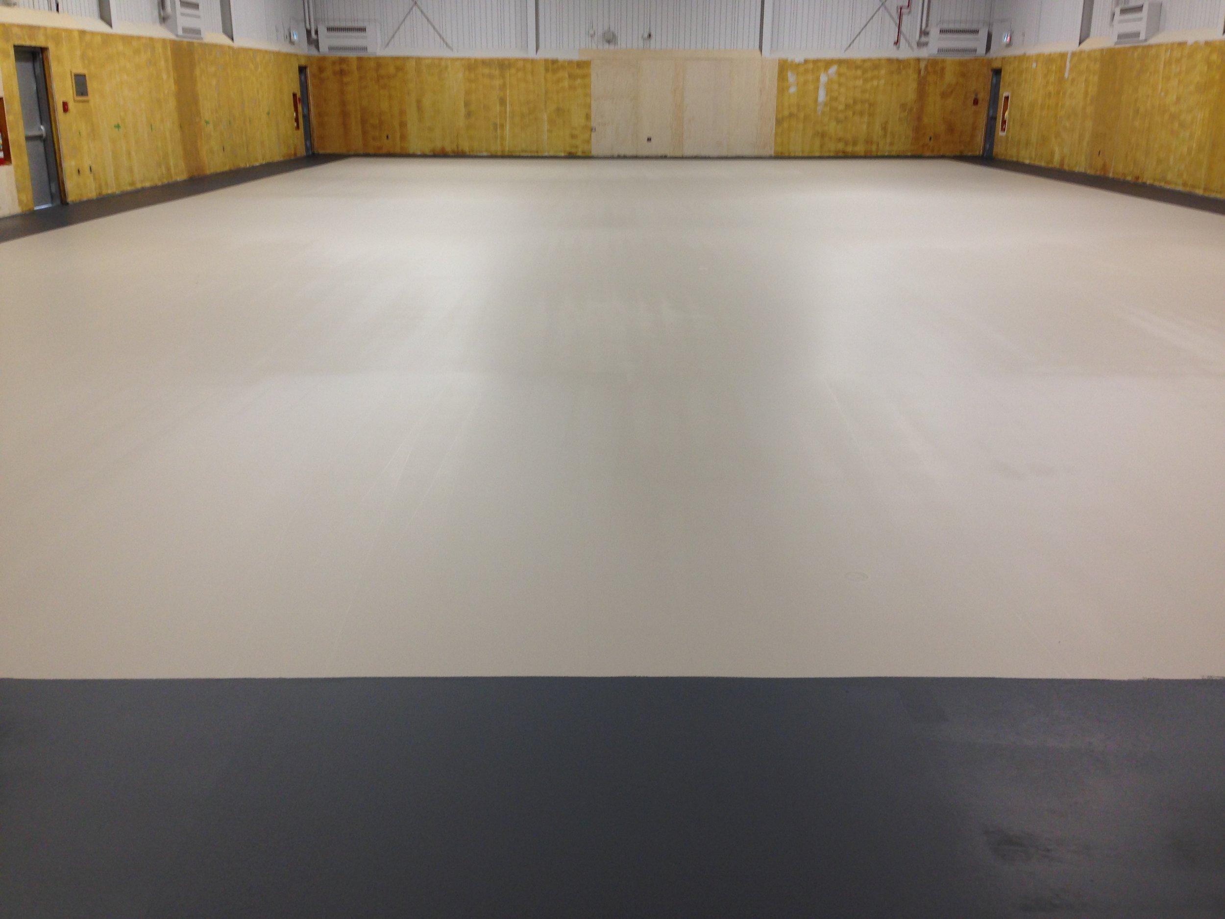 15- Base coat for final floor surface.JPG