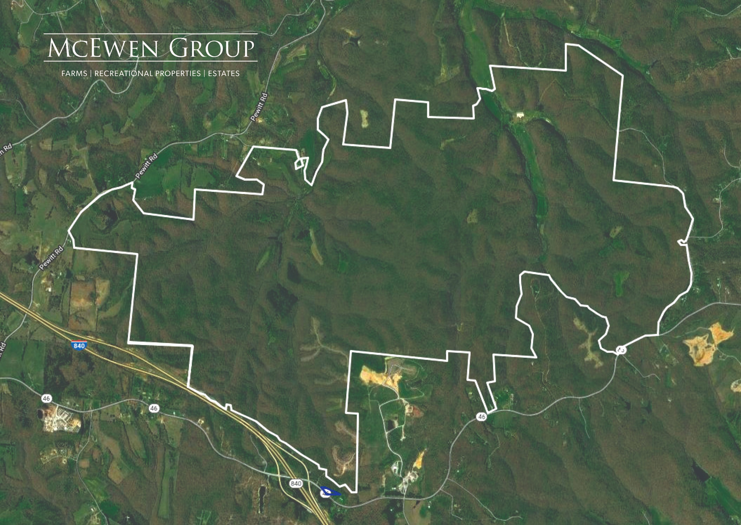 More than 4,000 acres of quality land.