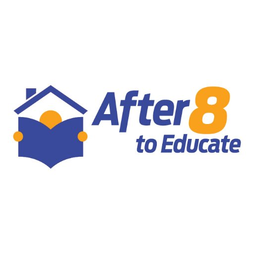 After 8 to Educate Logo