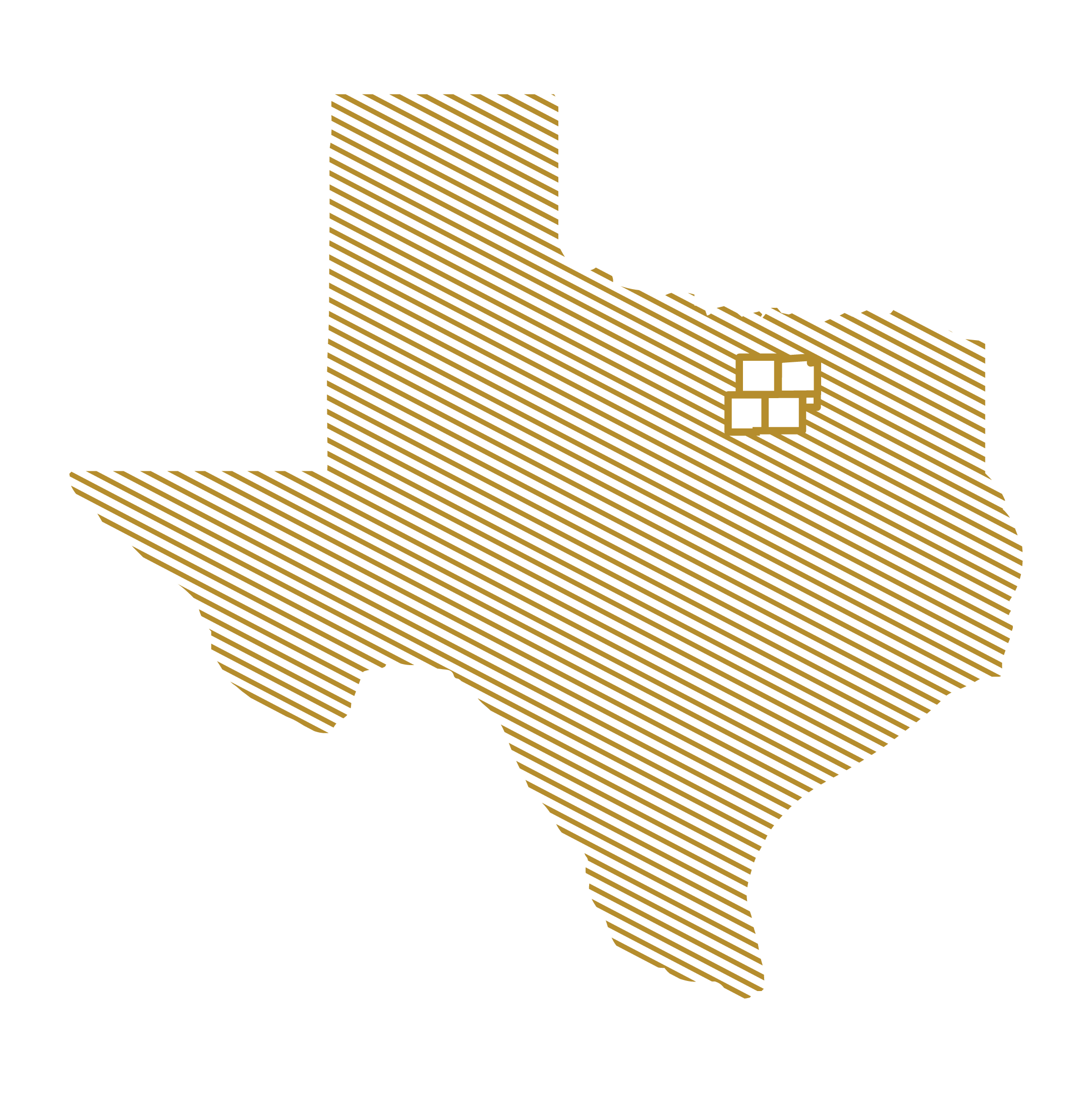 North Texas County Maps