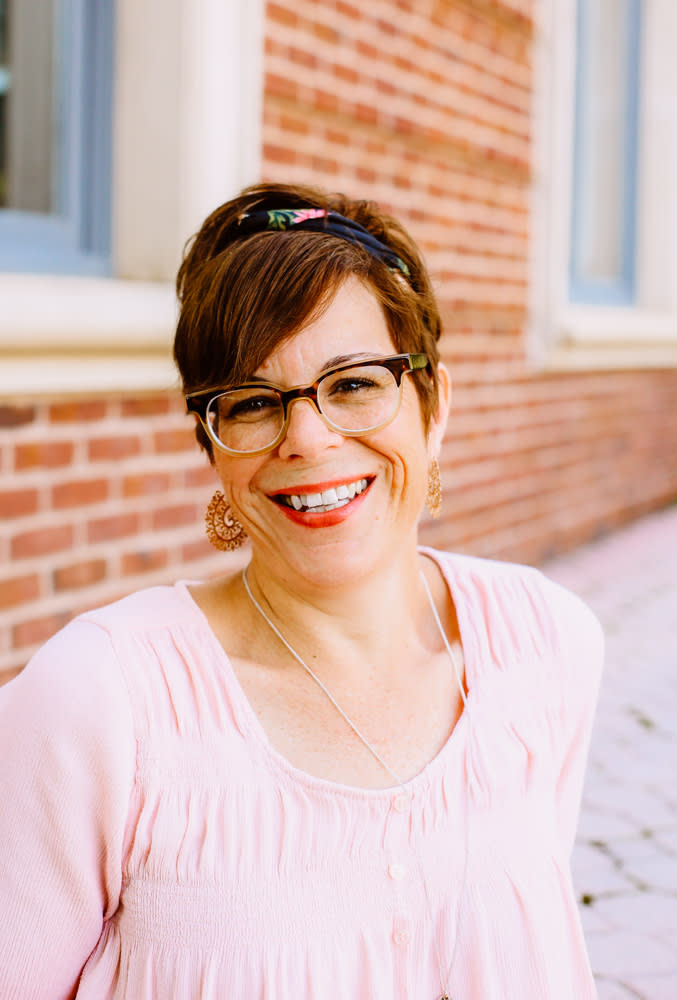 Program Associate Amie Morgan