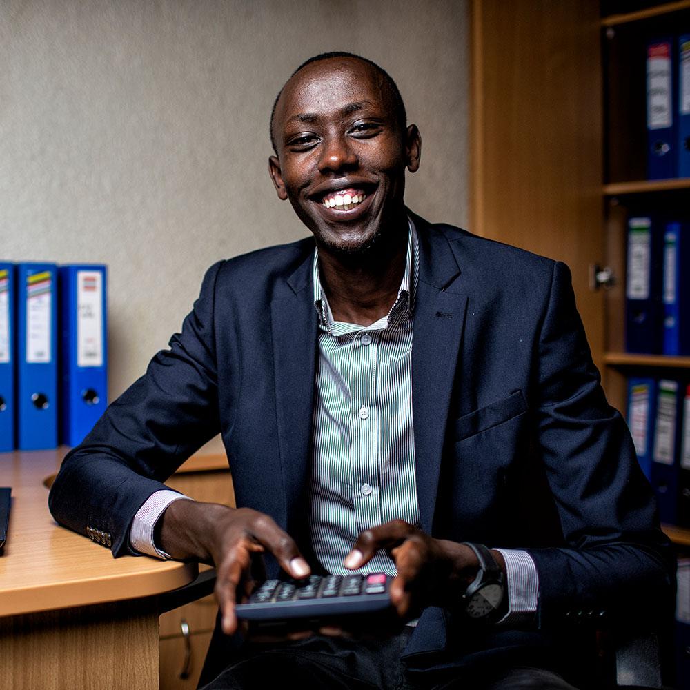 Wilson Mukama -