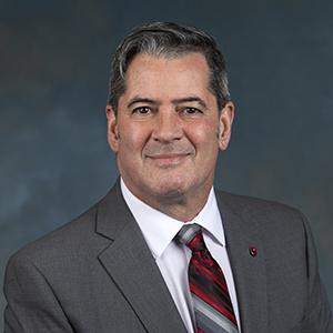 Rick Harrison, Vice-President  Member since 2019