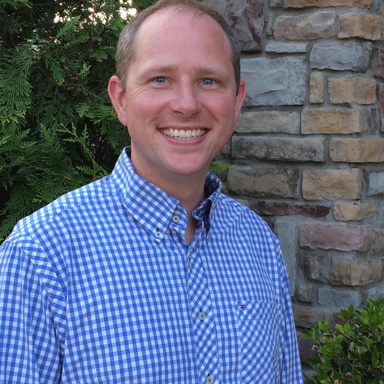 Dr. Chad Dawson, Little Rock Chiropractor.