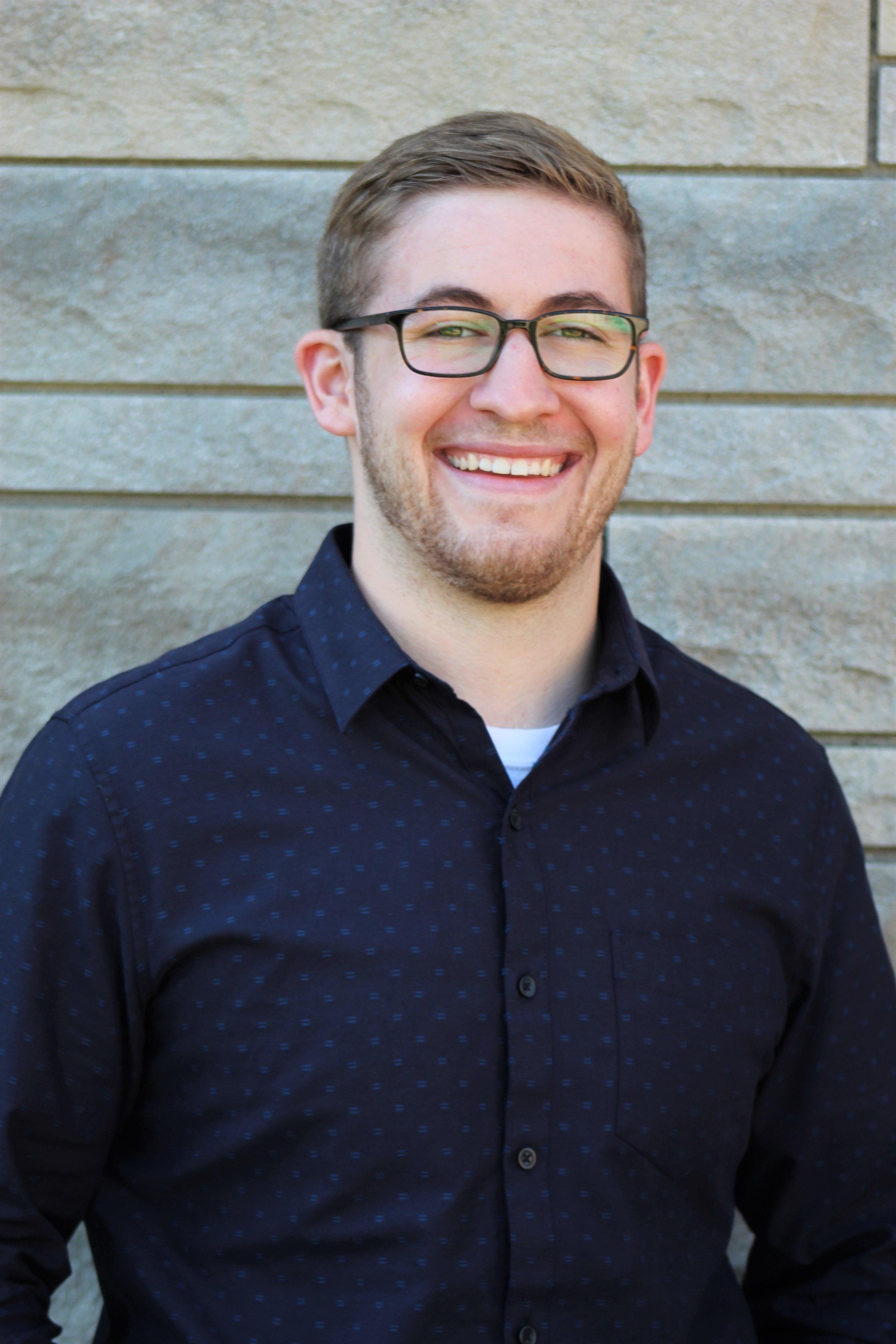 Jared Webb  Assistant Pastor   Bio