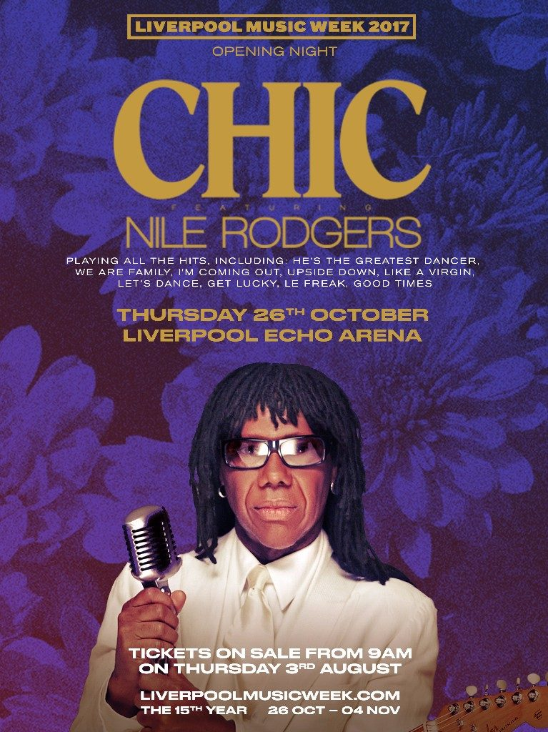Liverpool Week 2017 Opening Night at the Liverpool Echo Arena