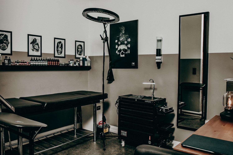 Mayhem Ink Tattoo Studio in Barmbek-Süd