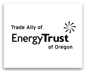 Window trade ally of Energy Trust of Oregon badge