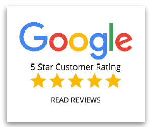 advanced energy services google 5-star review badge